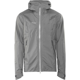 Bergans Letto Jacket Herr graphite/solid grey/navy